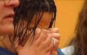 Mia Landingham, la mujer que aplastó a su novio