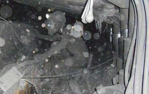 Una día cualquiera en una mina ucraniana
