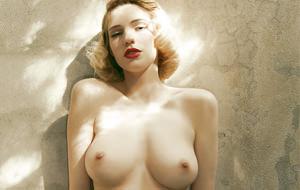 Miss Jennette: autorretratos de una belleza clásica