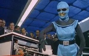 La mujer robot futurista, un fake misógino de 1968