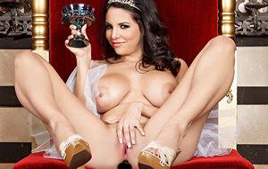 El primer anal de Missy Martínez