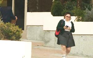 Anais, 18 años. La nena mala del insti de monjas