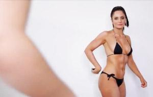 Maquillaje corporal: la otra operación bikini