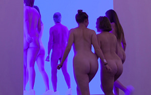 En la Gallery de Australia el arte te desnuda a ti