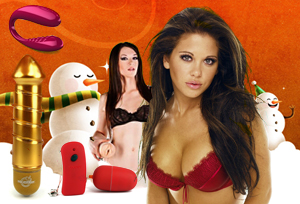 Regalos de sexshop para Navidad