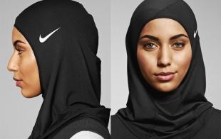 Nike se suma a la moda hiyab