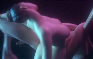 Albert Omoss: increíbles cuerpos entrelazados