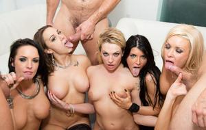 Orgías a las que no te invitaron: Orgy Masters #4