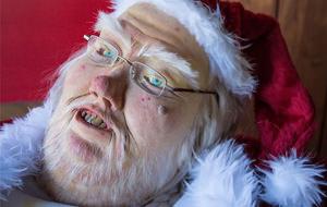 Santa the Hutt contra los excesos navideños