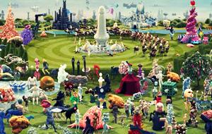Una versión actualizada del jardín de las delicias