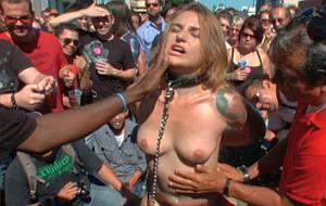 Payton, humillada en las calles de Frisco