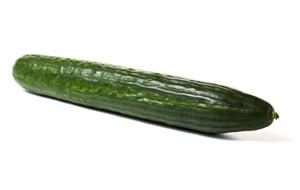 La única verdura del amor es el pepino