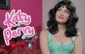 Katy Pervy, la parodia porno de Kate Perry