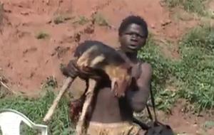 El carnicero de Uganda