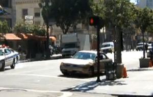 Policía burlada en Los Angeles