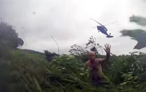 La espectacular detención de un narco colombiano