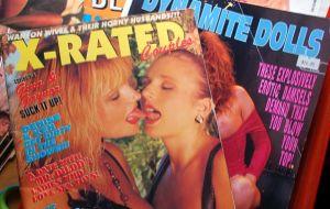 Cartas de amor dirigidas a actrices del porno