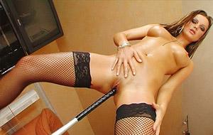 Порно блеск
