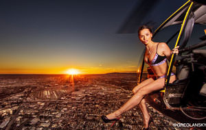 Porno de altos vuelos con Tori Black y Greg Lansky