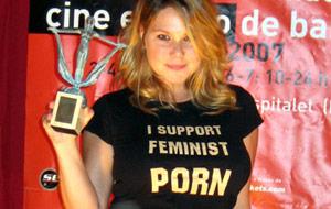 El porno para mujeres premiado en el FICEB