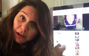 El porno sin porno que enfureció a YouTube