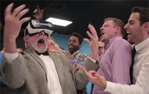 Pornhub y BaDoink, socios por la realidad virtual
