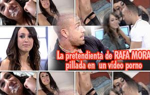 El video porno de la pretendienta de Rafa Mora