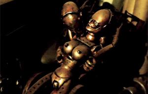 Con Mike Sullivan nace el porno robot