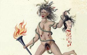 Los demonios dieciochescos del Compendium Rarissimum