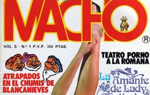 Porno vintage: homenaje a la revista Macho