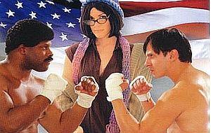 Pornoparodias: sexo y boxeo con Rocky XXX