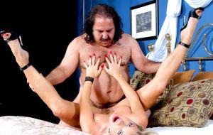 ¡Ponte bien, Ron Jeremy! Sus 5 mejores escenas