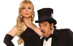 Ron Jeremy y Nina Hartley se reencuentran