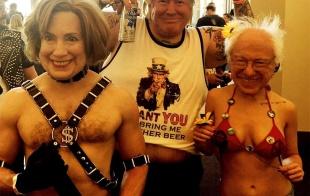 Clinton, Trump, Sanders y la belleza