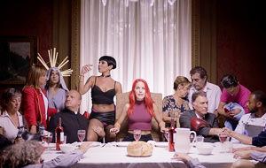 Puta y diosa para la misma gente (Salon Erótico de Barcelona)