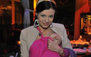 Sara Tommasi, la mejor amiga de los paparazzi
