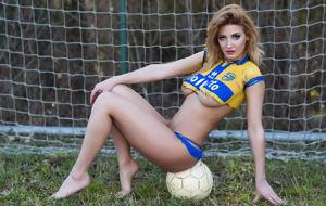 Rosy Maggiulli, tetas para salvar al Parma