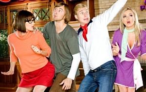 Pornoparodias: Scooby Doo versión triple X