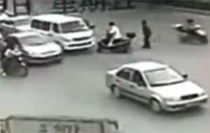 Le plus mauvais conducteur chinois
