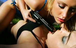 Chicas que adoran las armas (galería)
