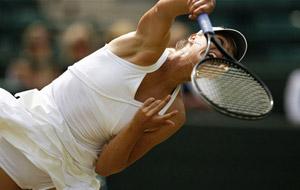 Sharapova vs. Wozniacki: lo mejor de Wimbledon