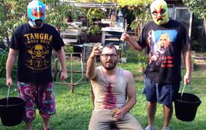 El Shit Bucket Challenge de Vurban Todorov