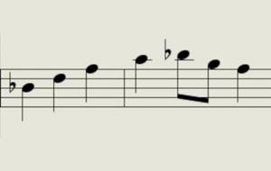 La sinfonía del pedo de siete notas