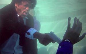 Jules Winnfield mata bajo las aguas