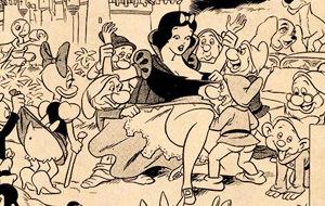Una orgía Disney sobre ruedas