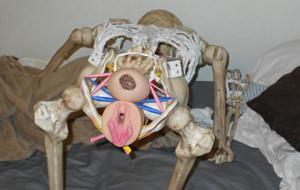 La muñeca sexual casera más jodida de la historia