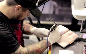 SkinBook, el bloc de prácticas para tatuajes
