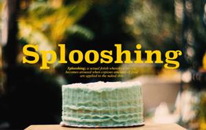 Sploshing, el fetiche de embadurnarse con sustancias húmedas