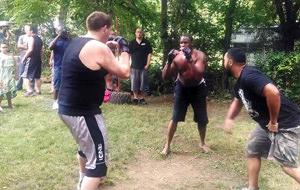 Streetbeefs Fights: el auténtico club de la lucha