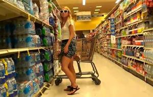 De compras con una vegana extrema